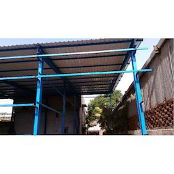 Roofing Sheet Fitting Work