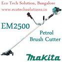 Makita Petrol Brushcutter / Grass Trimmer EM2500U