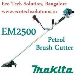 Makita Petrol Brushcutter / Grass Trimmer EM2500U