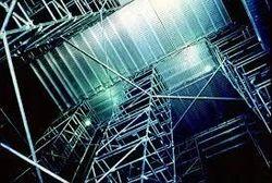 Scaffolding for Boiler