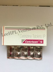 Cetrizet Tablet