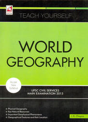World Geography UPSC Civil Services Main Examination 2013