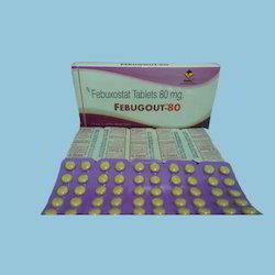 Febugout-80 Tablets