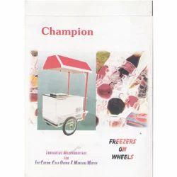 Freezer on Wheels