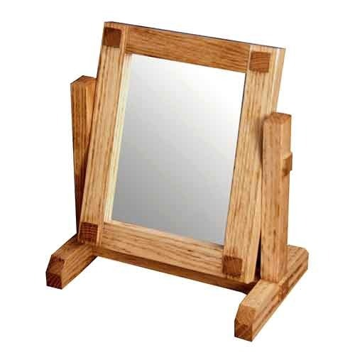 Wooden Mirror Stand Designs : Mirror stand at best price in india