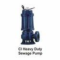 Cast-Iron Sewage Pumps