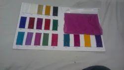 Satin Chiffon Polyester Jacquard Fabric
