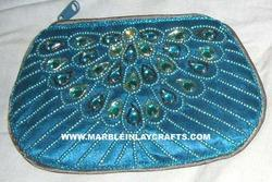 hand embroidery women purse