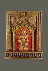 Great Ganesh  Jharokha  Big Frame