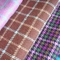 Multicolor Check Fabric
