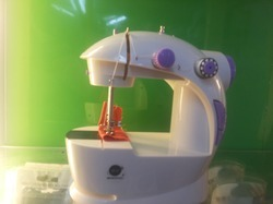imported portable electric mini 4 in 1 sewing machine compac