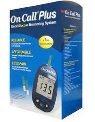 On Call Plus Glucometer Starter Kit