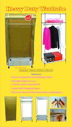 Portable Storage Wardrobe