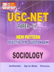 New Pattern UGC-NET Sociology Paper III