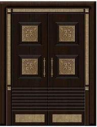 Design Copper Door