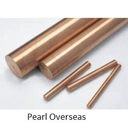 tungsten copper rod