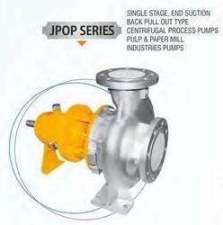Refiner Feed Pump