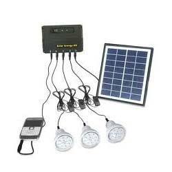 Solar House Lamps