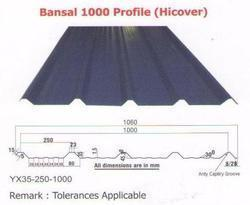 Color Coated Roof Sheets