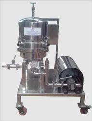 Paint Filtration Machine
