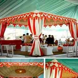 Bespoke Tent