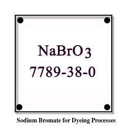 Sodium Bromate for Dyeing Processes