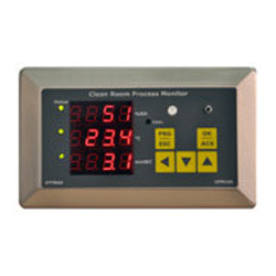 3 Channel Clean Room Process Monitor