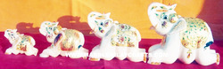 Painting Marble Elephants