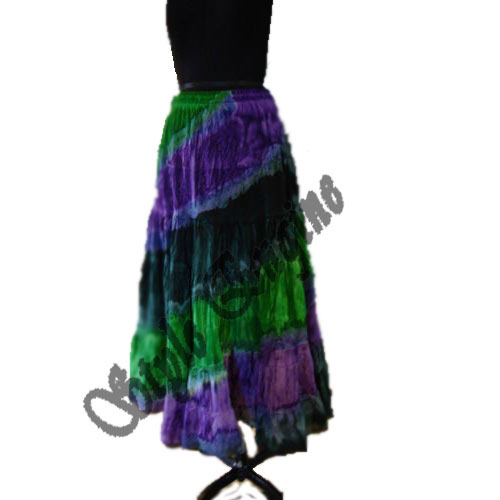 Yarn Dyed Skirt