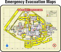 Emergency Evacuation Map