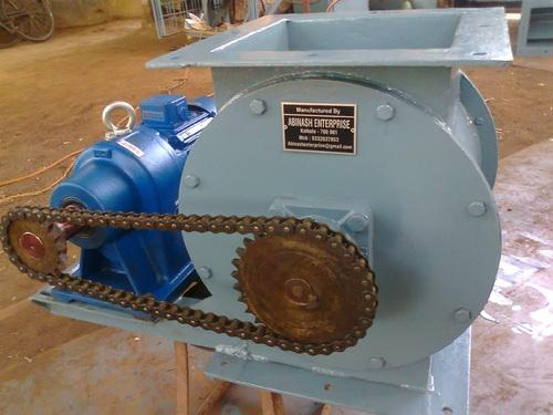 Rotary Air Valve : Rotary air lock valve at rs piece रोटरी एयरलाक