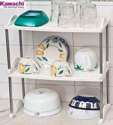 Multi Storage Rack Shelf 3 Tier