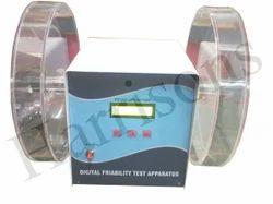 Double Drum Friability Test Apparatus
