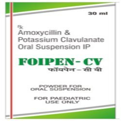 Amoxicillin & Clavulonate Potassium Oral Suspension