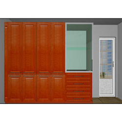 Modular Bedroom Wardrobes,Home & Household Furniture,Bengaluru