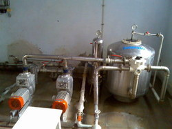 Stainless Steel Swimming Pool Filter