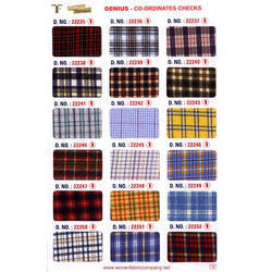 School Uniform Shirting Fabric - PG9