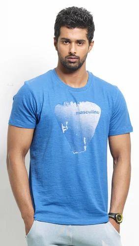 Fashion Round Neck T Shirt