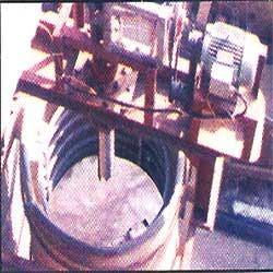 Top Half Open Vessel with Agitator Assembly