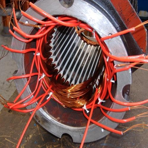 Winding Services - Electrical Motor Rewinding Services ...