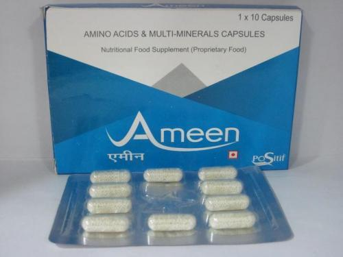 Nutritional Medicines Multivitamins Capsule Wholesale Trader From