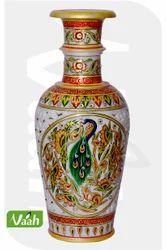 Vaah Marble Flower Pot