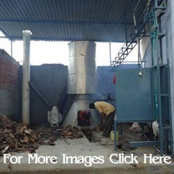 how to build a wood fired boiler
