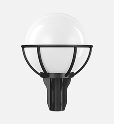 Roman Round Orna CFL Light