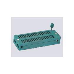 ZIF插座连接器