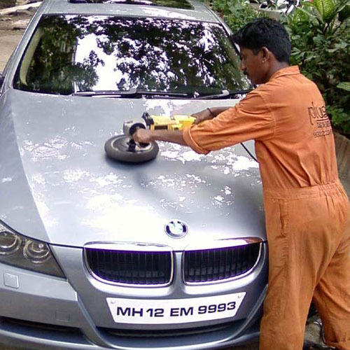 Car Polishing Services In Chandigarh