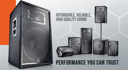JBL JRX 200 series Loudspeaker