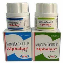 Alphalan 2 g and 5 mg Tablets