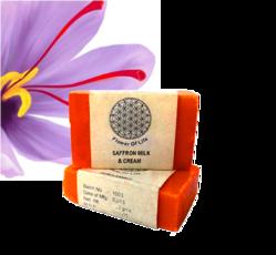 Saffron Milk Cream Soap