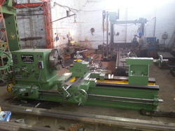 12ft All Geared Head Lathe Machine